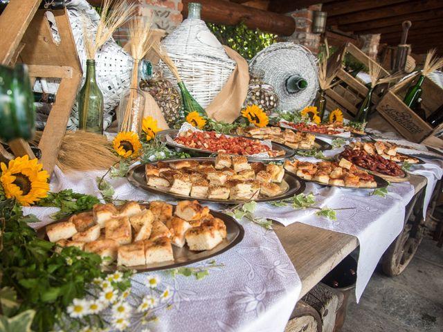 Il matrimonio di Andrea e Leila a Oleggio, Novara 18