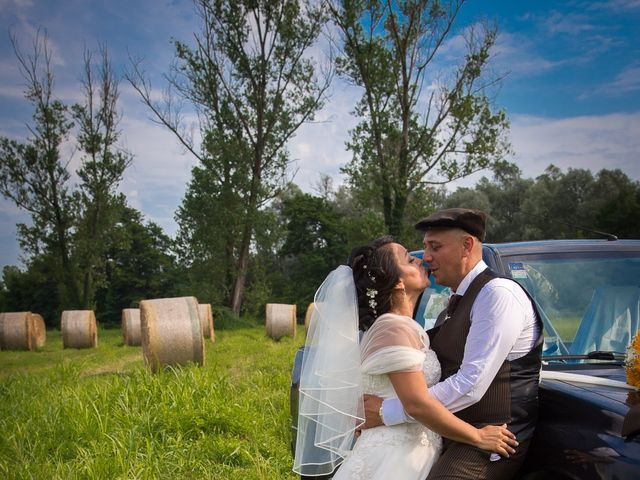 Il matrimonio di Andrea e Leila a Oleggio, Novara 24