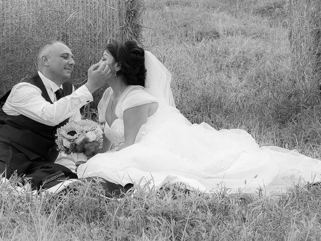 Il matrimonio di Andrea e Leila a Oleggio, Novara 25
