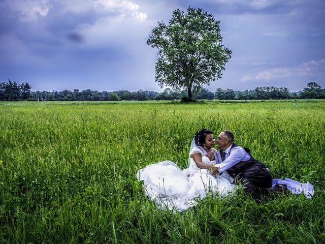 Il matrimonio di Andrea e Leila a Oleggio, Novara 1
