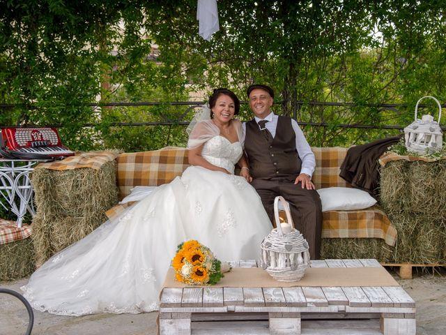 Il matrimonio di Andrea e Leila a Oleggio, Novara 27