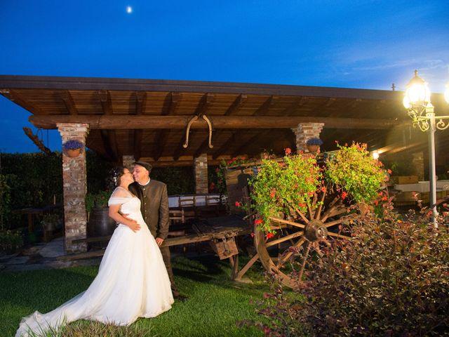 Il matrimonio di Andrea e Leila a Oleggio, Novara 30