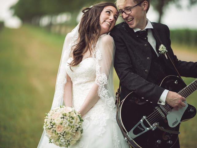 Le nozze di Ambra e Robert