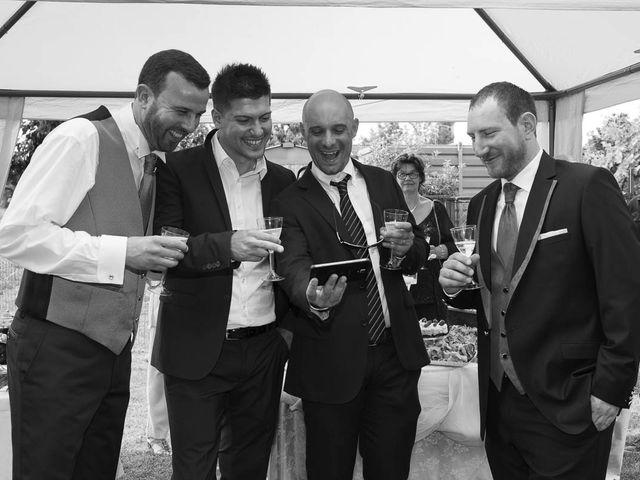 Il matrimonio di Alessio e Sonia a Camino al Tagliamento, Udine 8