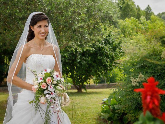 Il matrimonio di Alessio e Sonia a Camino al Tagliamento, Udine 10