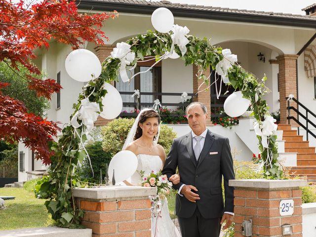 Il matrimonio di Alessio e Sonia a Camino al Tagliamento, Udine 11