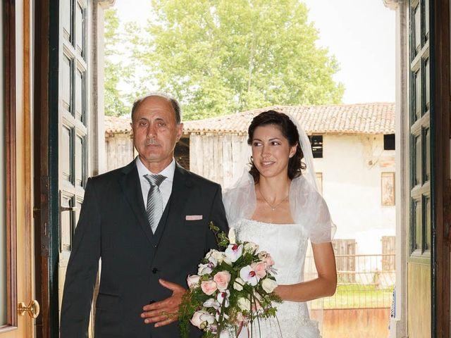 Il matrimonio di Alessio e Sonia a Camino al Tagliamento, Udine 12
