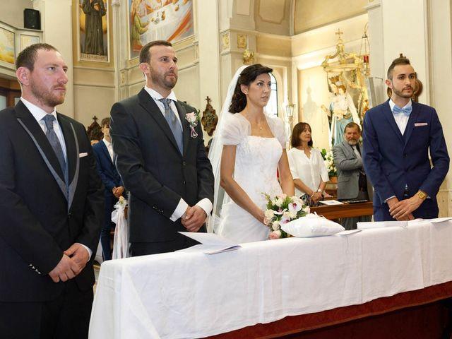 Il matrimonio di Alessio e Sonia a Camino al Tagliamento, Udine 13