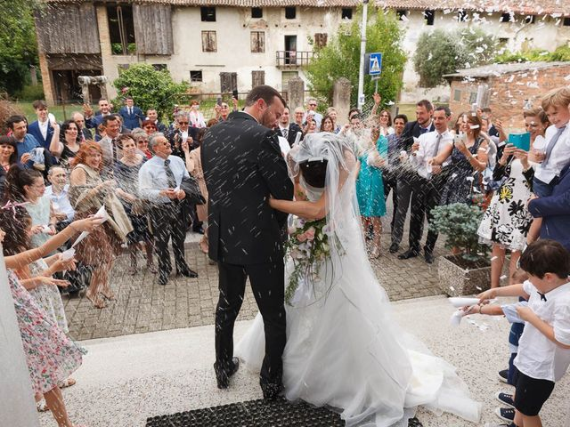 Il matrimonio di Alessio e Sonia a Camino al Tagliamento, Udine 18