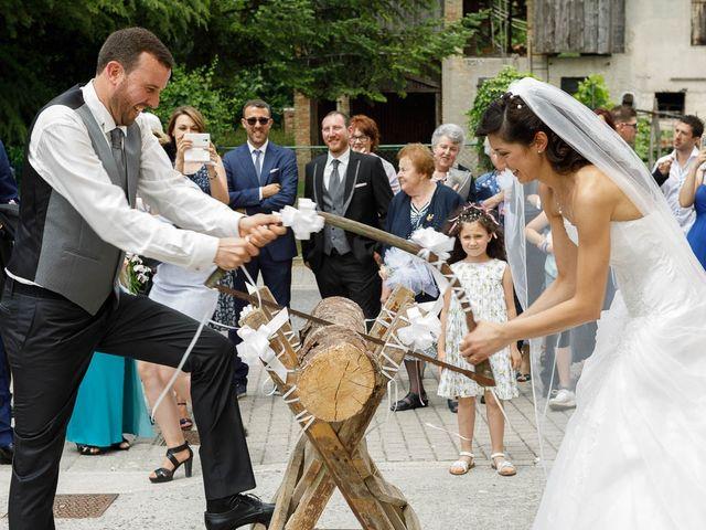 Il matrimonio di Alessio e Sonia a Camino al Tagliamento, Udine 19