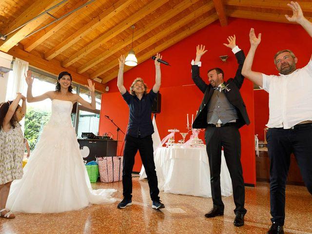 Il matrimonio di Alessio e Sonia a Camino al Tagliamento, Udine 30