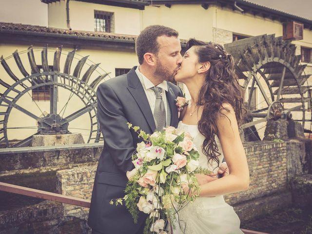 Il matrimonio di Alessio e Sonia a Camino al Tagliamento, Udine 32