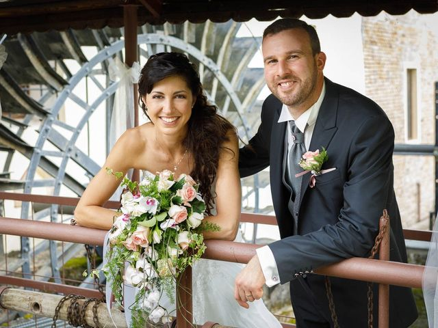 Il matrimonio di Alessio e Sonia a Camino al Tagliamento, Udine 33