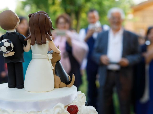 Il matrimonio di Alessio e Sonia a Camino al Tagliamento, Udine 36