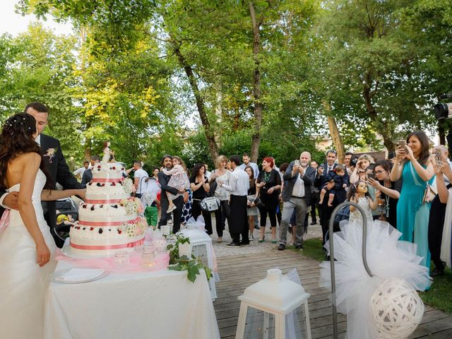 Il matrimonio di Alessio e Sonia a Camino al Tagliamento, Udine 37