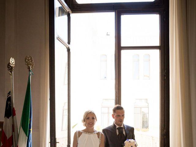 Il matrimonio di Agostino e Chiara a Cagliari, Cagliari 14