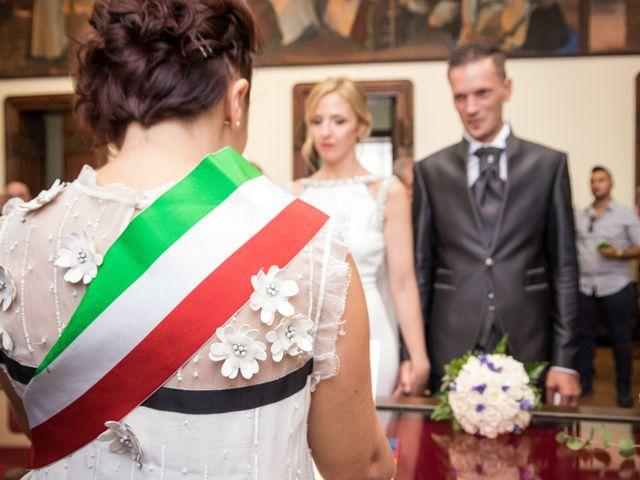 Il matrimonio di Agostino e Chiara a Cagliari, Cagliari 18