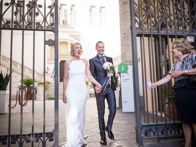 Il matrimonio di Agostino e Chiara a Cagliari, Cagliari 57