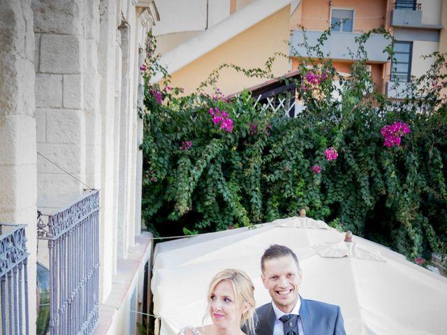 Il matrimonio di Agostino e Chiara a Cagliari, Cagliari 82