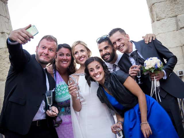 Il matrimonio di Agostino e Chiara a Cagliari, Cagliari 85
