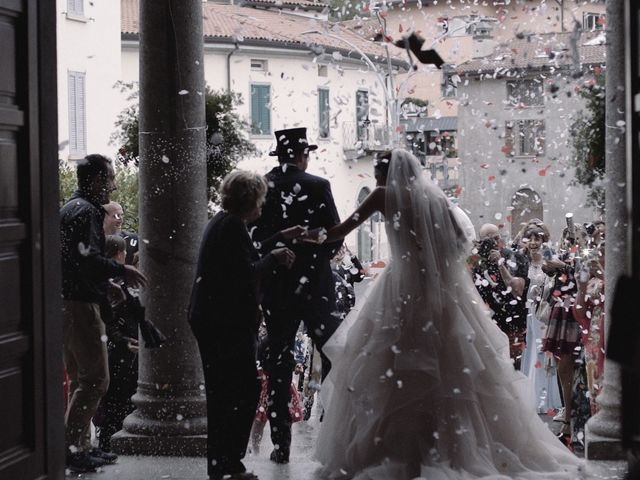 Il matrimonio di Pietro e Arianna a Cisano Bergamasco, Bergamo 10