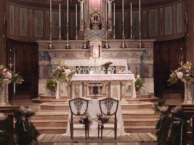 Il matrimonio di Pietro e Arianna a Cisano Bergamasco, Bergamo 17