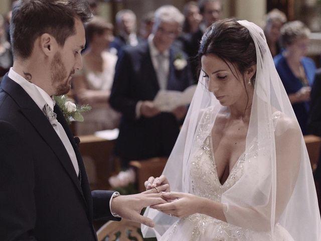 Il matrimonio di Pietro e Arianna a Cisano Bergamasco, Bergamo 37
