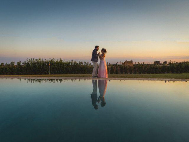 Le nozze di Luana e Giuliano