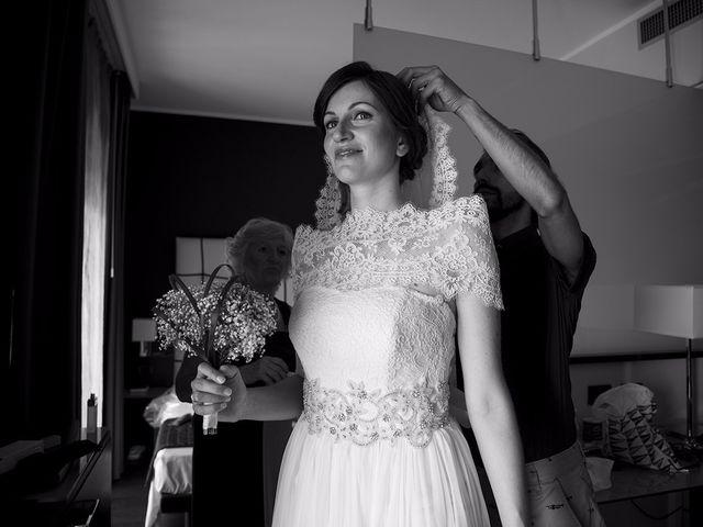 Il matrimonio di Tommaso e Valentina a Cerea, Verona 8
