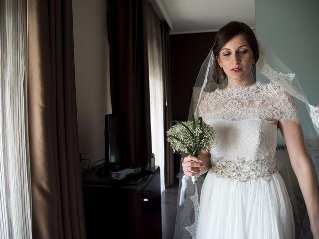 Il matrimonio di Tommaso e Valentina a Cerea, Verona 9