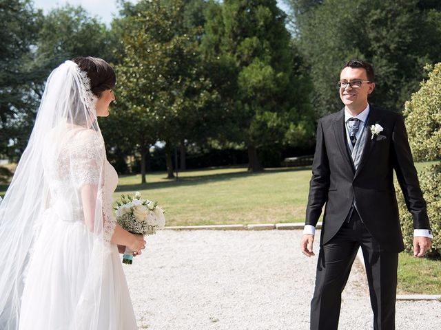 Il matrimonio di Tommaso e Valentina a Cerea, Verona 14