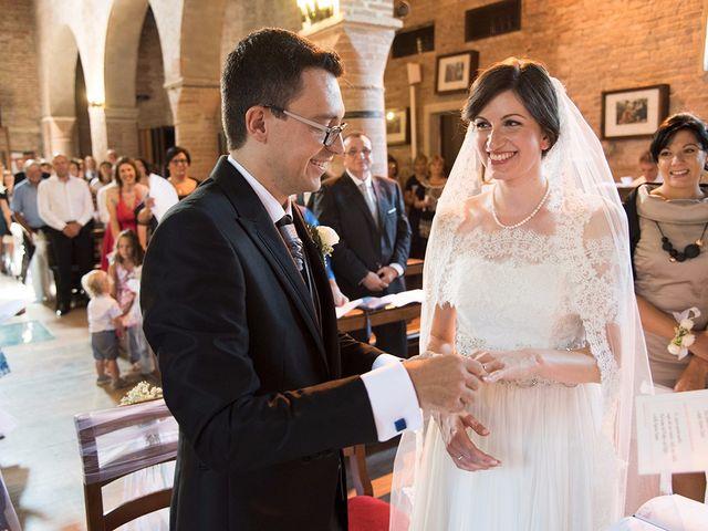 Il matrimonio di Tommaso e Valentina a Cerea, Verona 18