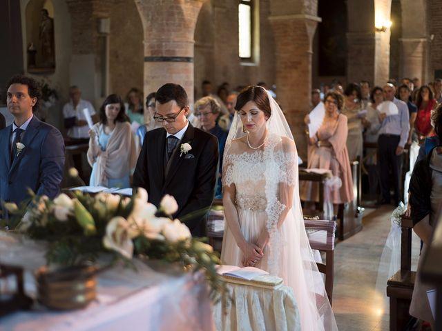 Il matrimonio di Tommaso e Valentina a Cerea, Verona 20