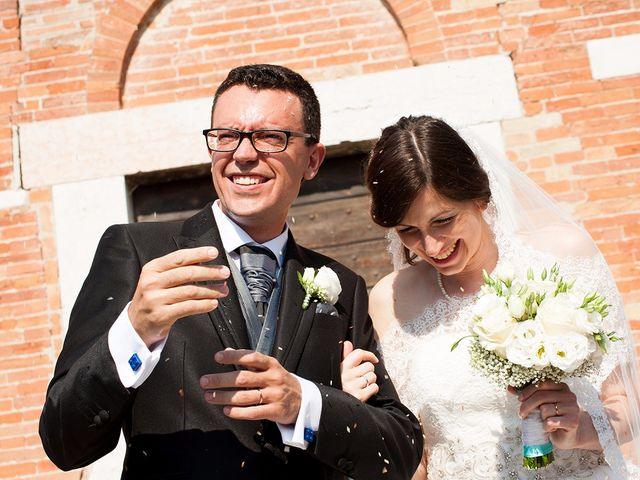 Il matrimonio di Tommaso e Valentina a Cerea, Verona 30