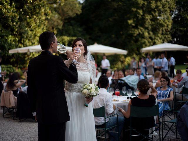Il matrimonio di Tommaso e Valentina a Cerea, Verona 34
