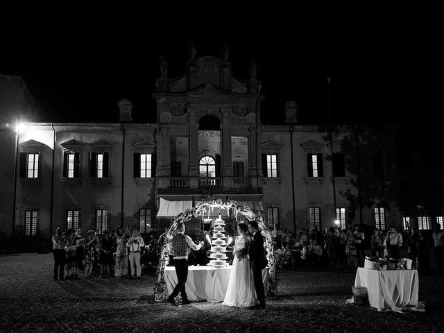Il matrimonio di Tommaso e Valentina a Cerea, Verona 44