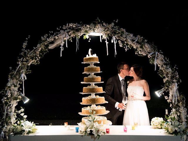 Il matrimonio di Tommaso e Valentina a Cerea, Verona 45