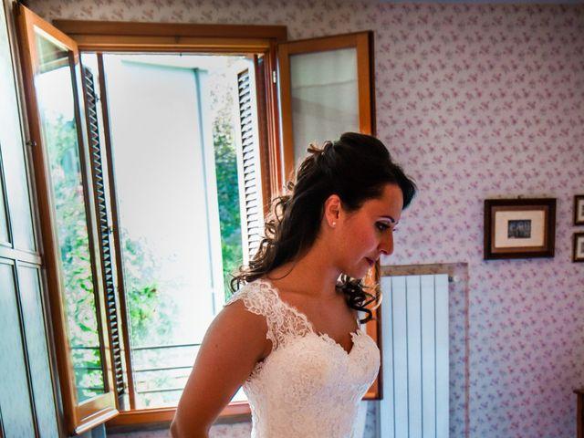 Il matrimonio di Gianluca e Carlotta a Poggibonsi, Siena 4