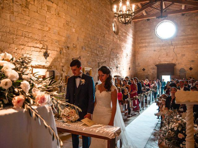 Il matrimonio di Gianluca e Carlotta a Poggibonsi, Siena 2