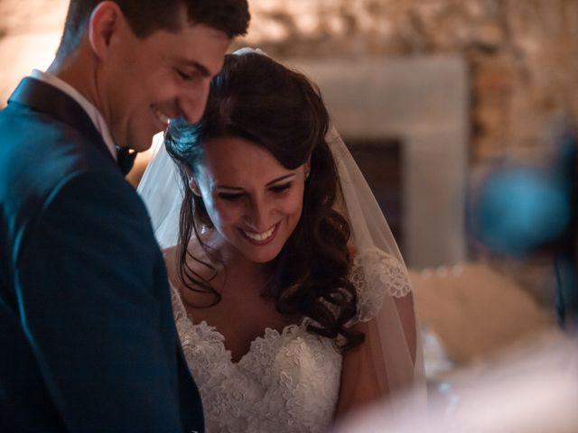 Il matrimonio di Gianluca e Carlotta a Poggibonsi, Siena 5