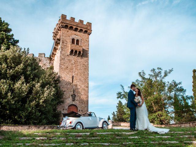Il matrimonio di Gianluca e Carlotta a Poggibonsi, Siena 6