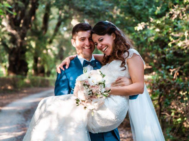 Il matrimonio di Gianluca e Carlotta a Poggibonsi, Siena 7