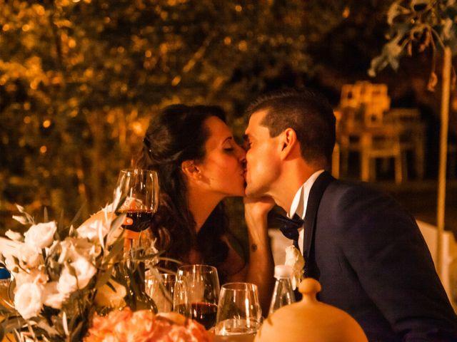 Il matrimonio di Gianluca e Carlotta a Poggibonsi, Siena 8