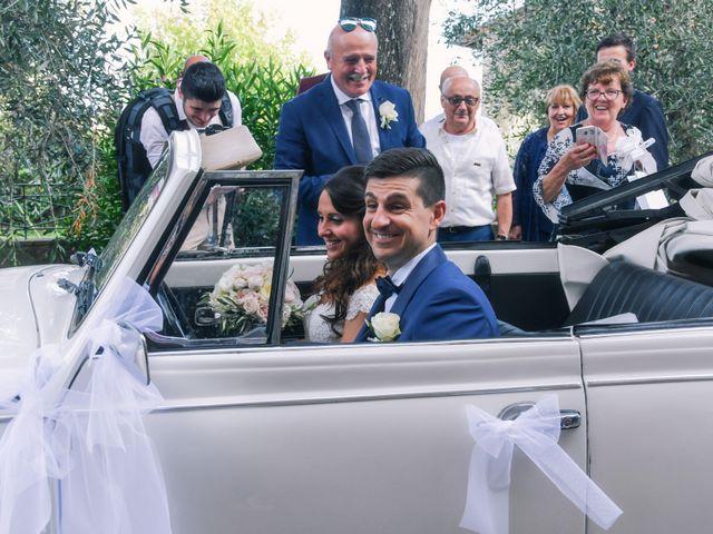 Il matrimonio di Gianluca e Carlotta a Poggibonsi, Siena 14