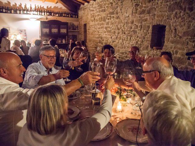 Il matrimonio di Gianluca e Carlotta a Poggibonsi, Siena 15