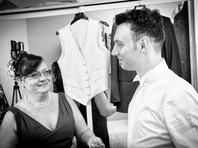 Il matrimonio di Fabio e Valentina a Inverigo, Como 10