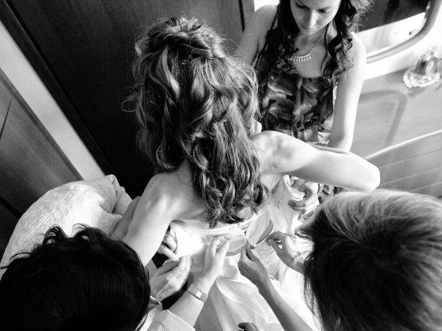 Il matrimonio di Fabio e Valentina a Inverigo, Como 25