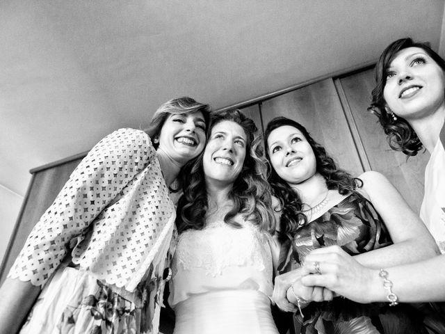 Il matrimonio di Fabio e Valentina a Inverigo, Como 29