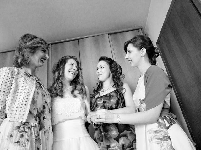 Il matrimonio di Fabio e Valentina a Inverigo, Como 30