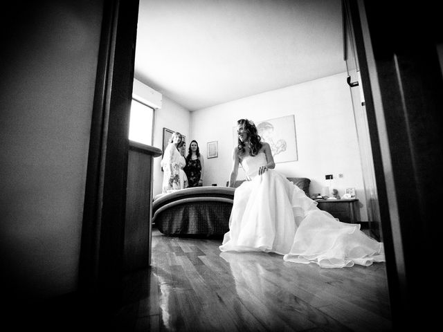 Il matrimonio di Fabio e Valentina a Inverigo, Como 32
